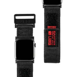 UAG Apple Watch 44/42mm Active Strap – Black