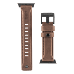 UAG Apple Watch 40/38mm Leather Strap – Brown
