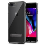 Spigen iPhone 8 Plus/7 Plus Case Ultra Hybrid S Jet Black 055CS22242