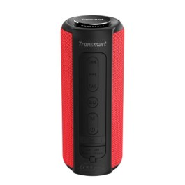 Tronsmart Element T6 Plus Portable Bluetooth 5.0 Speaker with 40W – Red
