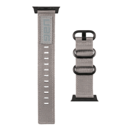 UAG Apple Watch 40/38mm Nato Strap – Grey