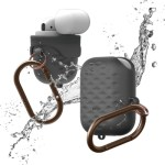 AirPods Waterproof Hang Active Case – Dark Grey