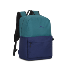 RIVACASE 5560 Aquamarine/Cobalt Blue 20L Laptop Backpack 15.6″