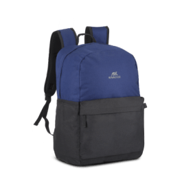 RIVACASE 5560 Cobalt Blue/Black 20L Laptop Backpack 15.6″