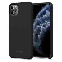 iPhone 11 Pro Max 6.5″ Silicone Fit – Black