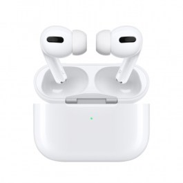 Apple AirPods Pro Active Noise Cancellation – White Falcon
