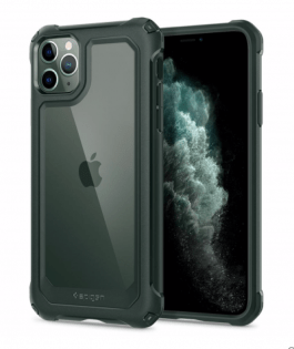 Spigen iPhone 11 Pro Max 6.5″ Case Gauntlet – Hunter Green
