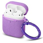 Spigen Case AirPods 2nd/1st Gen Urban Fit – Purple