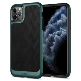 Spigen iPhone 11 Pro Max Neo Hybrid – Midnight Green