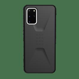 UAG Galaxy S20+ 6.7″ Civilian – Black