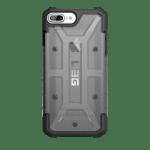 iPhone 8/7/6S Plus (5.5 Screen) Plasma Case-Ash/Black-Retail Packaging