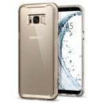 Spigen Galaxy S8 Neo Hybrid Crystal – Gold Maple 565CS21603