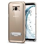 Spigen Galaxy S8 Crystal Hybrid – Gold Maple 565CS20836