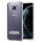 Spigen Galaxy S8(Plus) Ultra Hybrid S – Crystal Clear 571CS21686