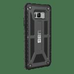Galaxy S8+ Monarch Case- Graphite/Black-Visual Packaging