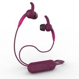 IFROGZ Sound Hub Plugz Wireless Earbuds-FG-Purple/Pink
