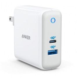 Anker PowerPort+ Atom III – White