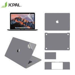 JCPAL MacGuard 5 in 1 Skin Set for MacBook Pro 16″ – Space Grey