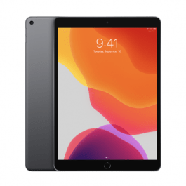 iPad Air 10.5-inch  | WiFi | 64GB – Space Grey