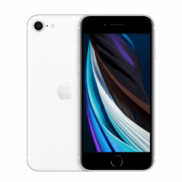 iPhone SE 2020 | 4.7″ 256GB | White