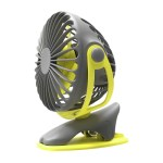 YOOBAO Strong Wind Clip  MiNi Fan 6400mAh