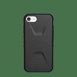 UAG iPhone SE 2020 4.7″ Civilian – Black