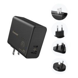 Tronsmart WPB01 12W & 5000mAh 2-in-1 Power Bank and Travel Charger
