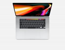 MacBook Pro 16″ Silver
