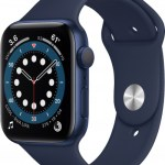 Series 6 44mm Blue Aluminum |Navy Sport