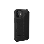 UAG iPhone 12 Mini 5.4 Metropolis – Fiber Armor Black