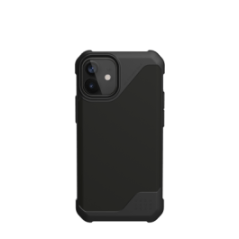UAG iPhone 12 Mini 5.4 Metropolis LT – Saint Armor Black
