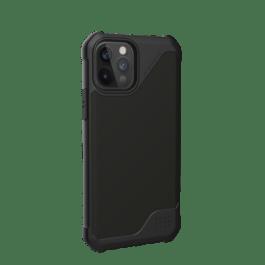 UAG iPhone 12/Pro 6.1 Metropolis LT – Saint Armor Black