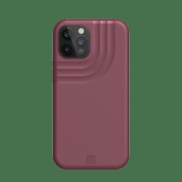 [U] by UAG iPhone 12/Pro 6.1 Anchor – Aubergine