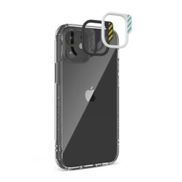 JTLEGEND iPhone 12 Mini 5.4 Hybrid Cushion DX Case – Crystal