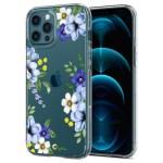Spigen Cyrill iPhone 12 Pro Max 6.7 Cecile – Midnight Bloom
