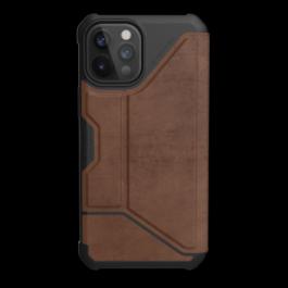 UAG iPhone 12 Pro Max 6.7 Metropolis – Leather Brown