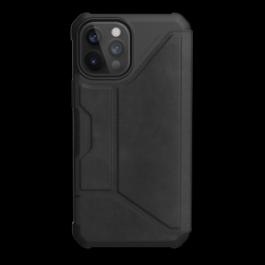 UAG iPhone 12 Pro Max 6.7 Metropolis – Leather Black