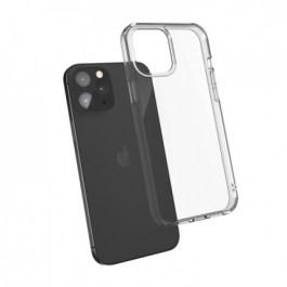 JTLEGEND iPhone 12 Pro Max 6.7 Hybrid Cushion Case – Crystal