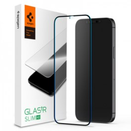 Spigen iPhone 12 Mini 5.4 Screen tR Slim FCHD