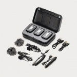 Saramonic Blink 500 Pro B2 2-Person Digital Camera-Mount Wireless Omni Lavalier Microphone System (2.4 GHz)