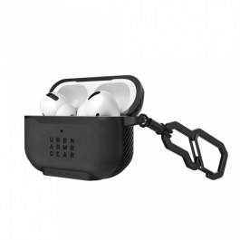 UAG AirPods Pro Metropolis – Leather Black