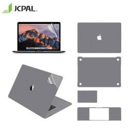 JCPAL MacGuard 5 in 1 Skin Set for MacBook Air 13″ – Space Grey