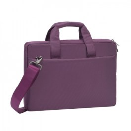 CENTRAL RIVACASE 8221 Laptop Bag 13.3″ Purple