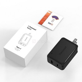 Tronsmart Type-C And VoltiQ Wall Charger