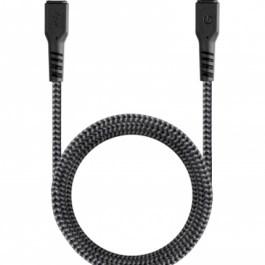 Fibratough USB-C to Lightining 1.5M Cable – Black