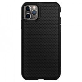 Spigen iPhone 11 Pro Max 6.5″ Liquid Air – Matte Black