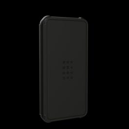 UAG iPhone 12/Pro 6.1 Metropolis – Saint Armor Black