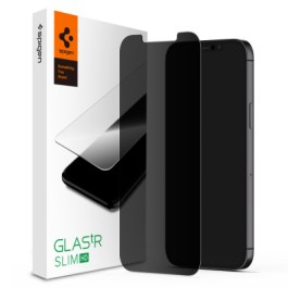 Spigen iPhone 12/12 Pro 6.1 Screen tR Slim Privacy Open Sensor