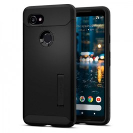 Spigen Pixel 2 XL Slim Armor – Black F17CS22254