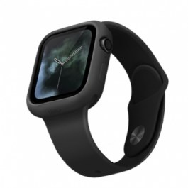 Uniq Lino Case Apple Watch S4/5 44MM – Black